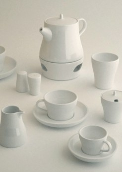 Fairtrade tableware
