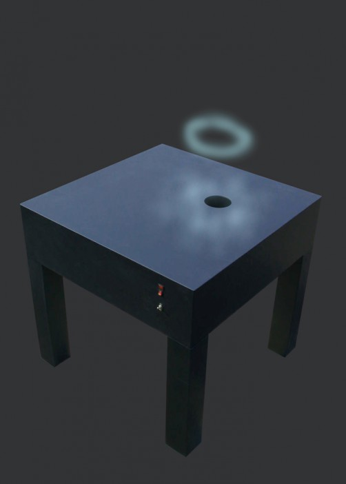 Smokin' table
